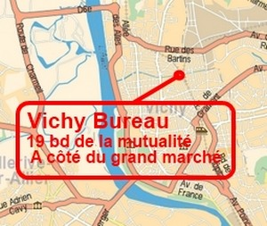 CALI DRIVE FOURNITURES DE BUREAU CALIPAGE VICHY